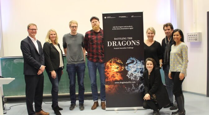 Battling the Dragons mit BLUE SAFETY