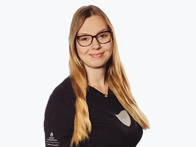 Karina Widelmann - Junior Teamassistentin