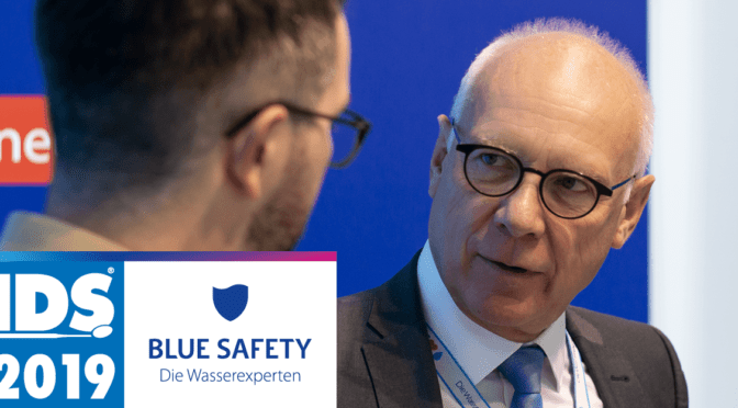 BLUE SAFETY Ausblick IDS 2019